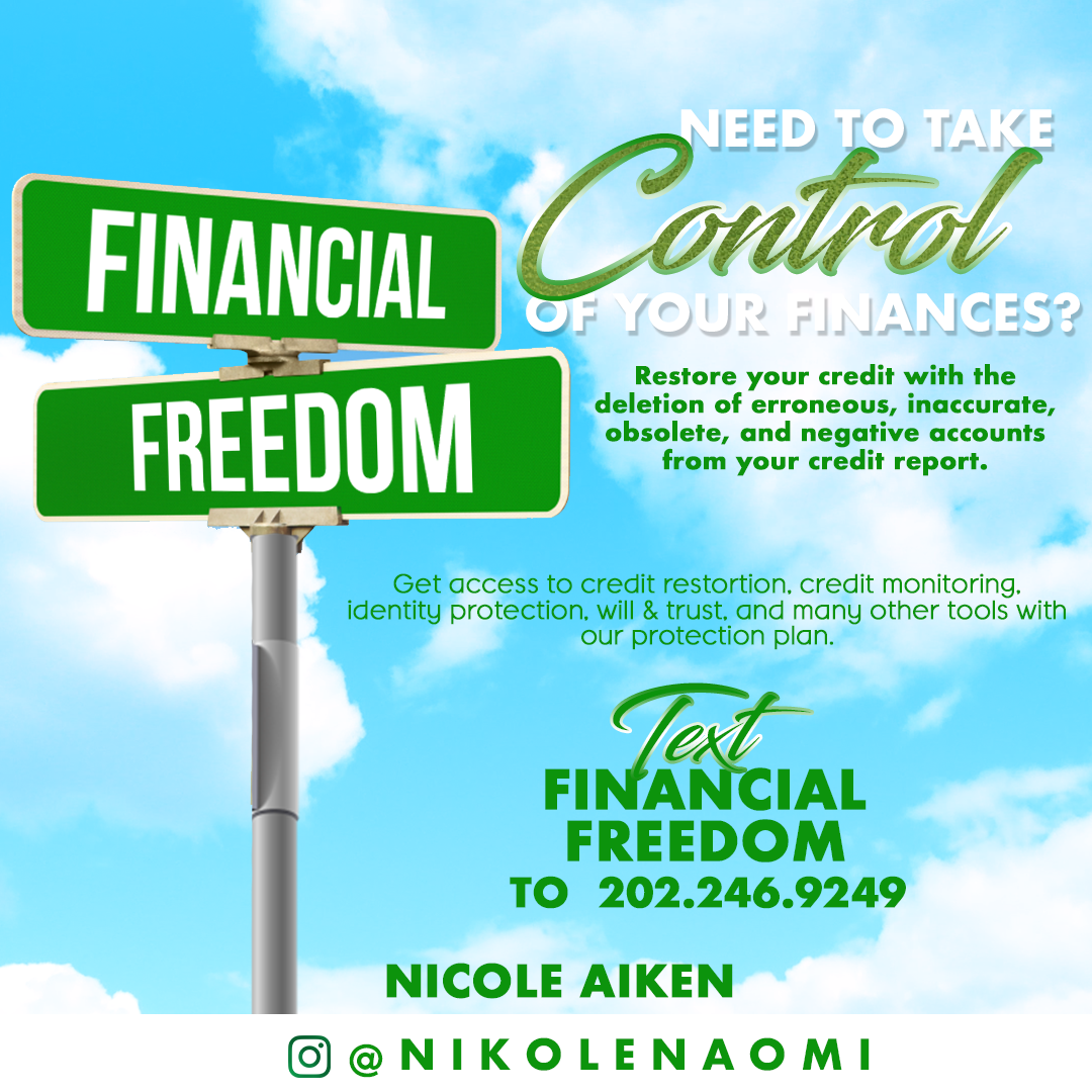 Financial Freedom Starts Here!